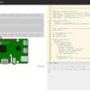 Raspberry Pi オンラインシミュレータが使えるようになりました。