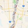 豊平川市民マラソンレポ