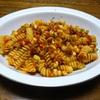 大豆のパスタ⑤大皿ごちそうパスタ