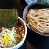 【今週のラーメン470】 麺屋たけ井 (京都・城陽) つけ麺+海苔増し+とろろ