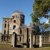 広島城天守閣と、原爆ドーム(平和記念公園)を観察 冬の18きっぷ西日本遠征