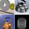 3DCAD モデリング練習帳第6回 Solidworks
