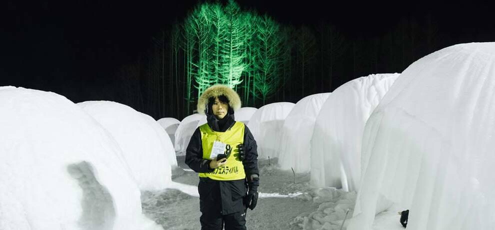 氷の宿で一晩耐えられるか!? マイナス30℃の町、陸別町の「人間耐寒テスト」に参加してみた