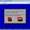 Linux(CentOS) インストール