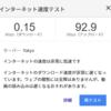 自宅のインターネット環境をIPv6に変更→ダウンロード速度が100倍になった