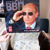 プーチンとぷーちんとちゃある 新年の準備