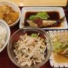 惣菜いろいろ。魚菜だんらん食堂
