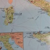 サルディーニャ島の位置は?