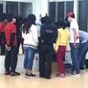 【箕面(牧落)】  HIP HOP 初中級  4/10のレッスン