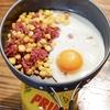 アウトドアで使える!簡単料理「コンビーフとコーンの卵焼き」はバえる!!