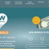 WeGold ICO※エアドロップで6ドル獲得!168 WGD トラベルトークン
