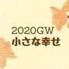 2020GW 私が感じたちいさな幸せ まとめ