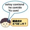 スペイン語 直接法 比較で覚える時制の関係