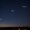 木星と火星、そしてStarlink