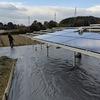 プチ太陽光案件 パネル設置作業を見学してきました。