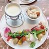【チーズ&グリル フロマージョ】今日の美味しいランチ