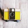 RICOH オートハーフ:ゼンマイ仕掛けの可愛いカメラ