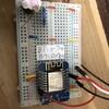 自宅介護DIY.DS1.玄関ドア開閉と施錠のセンサーユニットを基板化する