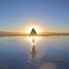 また行きたい場所、ウユニ塩湖