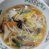 我が家の横浜あんかけラーメン(サンマー麺)風