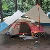 母子キャンプの最低限装備はソロキャンツーリングキャンパーを見習おう