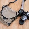 登山用カメラバッグにサコッシュとしても便利なパーゴワークス「スイング L+インナーカメラバッグ」