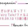 【花組】(新人公演)せいぜいがんばってください!「A Fairy Tale-青い薔薇の精-/シャルム!」(2019.09.10 13時)感想