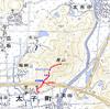 兵庫県揖保郡太子町の馬山(標高174.1m)