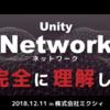 勉強会レポ : Unity Network 完全に理解した