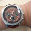 スゴイ高そうな安い時計をAmazonで購入。
