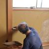 聚楽壁塗り