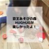【口コミ】京王遊びの森HUGHUG(ハグハグ)は2歳で全部が楽しめた!割引クーポンを忘れずに持っていってね。