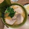 「幸家」子母口本店のチャーシューメンと半ライス@高津/武蔵中原