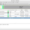 Dynabook AZ77のSSDへの換装 (5) gpartedでパーティションをいろいろリサイズした