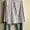 パジャマを作りました