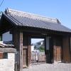 伊勢崎の「武家門通り」