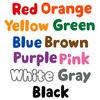LESSON 2 - カラー