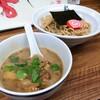 「煮干しつけ麺」麺屋 福座