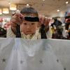 【ウミエでお買い物】かんちゃんのダウンを探して・・・