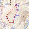 兵庫県姫路市の鶏足寺跡ととんがり山