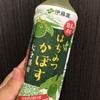 伊藤園 日本の果実 はちみつかぼす 大分県産 飲んでみました