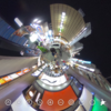 新宿歌舞伎町 ゴジラロード をTHETA360で撮影! #360pic