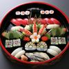巻き寿司とセイコガニ