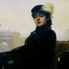 「ロシアのモナリザ」を描いた画家クラムスコイ