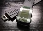 ORIS(オリス) アクイス デイト キャリバー400専用ラバーベルト購入レビュー