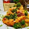 【レシピ】鶏むね肉とブロッコリーのカレー醤油和え
