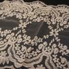ゴージャスな刺繍のレース生地でテーブルセンター、ランナーにテーブルクロスを作っている海外メーカーから直輸入!