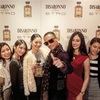 DISARONNO WEARS ETRO Party