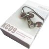 【初の中華イヤホン】OSTRY オストライ KC09 ダイナミックドライバー型イヤホン 購入 レビュー