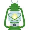 LEDランタンを持っておくと室内でも安全なので、防災にももってこいです。